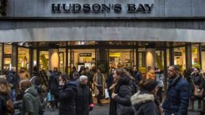 Hudson's Bay koopt 'huurcontract' in Utrecht af: 2,9 miljoen euro