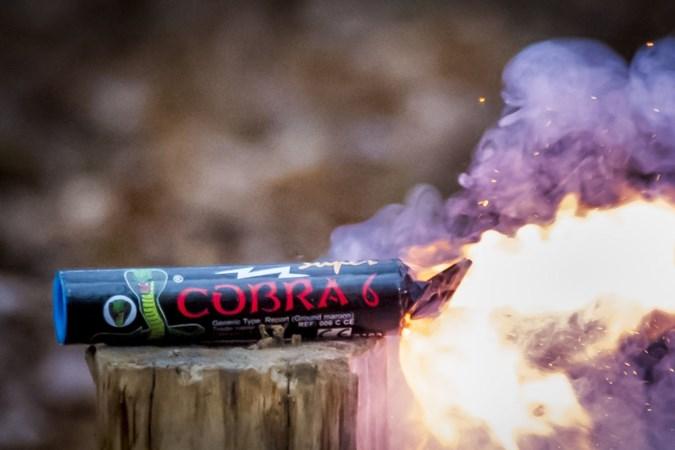Illegaal vuurwerk lift mee op drugslijn