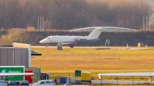 Vliegtuig met Taghi erin landde op Vliegbasis Eindhoven