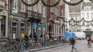 Fietsparkeervakken in Maastricht tot nu toe 'geslaagd experiment'