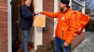 Proef in Maastricht: McDonald's gaat met Thuisbezorgd.nl werken