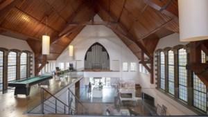 Wonen in een kerk in Heerlen: 'Er passen 65 zonnepanelen op het dak'