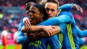 Feyenoord zet opmars door in Galgenwaard
