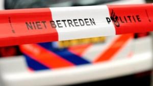 Politie vindt auto van gewonde bestuurder in Maas