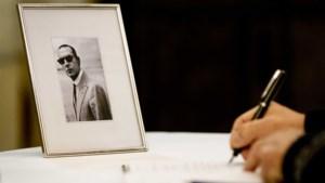 Herdenking Jules Deelder oudjaarsdag in Rotterdamse Doelen