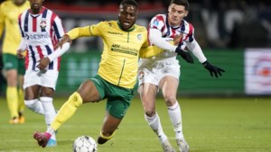Fernandes geniet van Fortuna-debuut: 'Lekker gevoel'