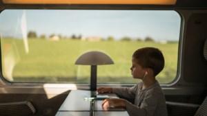 Stakende Franse spoorwegen zetten toch speciale kersttrein voor kinderen in