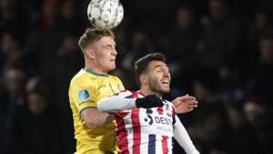 Euforie om bonuspunt en Rico bij Fortuna Sittard: 'Lekker hoor, Badrtje heeft alweer huilend opgegeven'