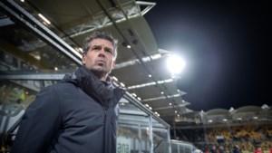 Het wankele evenwicht van Roda-coach Jean-Paul de Jong