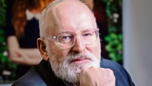 Frans Timmermans herpakt zich na rotzomer: 'Je hebt één generatie de tijd het goed te doen'