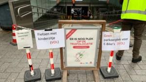 Fietsstallingen stations overvol door toename bakfietsen en e-bikes