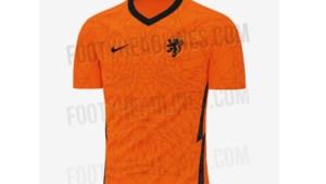 Oranje-shirt voor EK 2020 al uitgelekt op internet