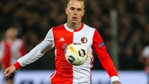 Verontwaardigde reacties op taxi-video Feyenoorder Rick Karsdorp