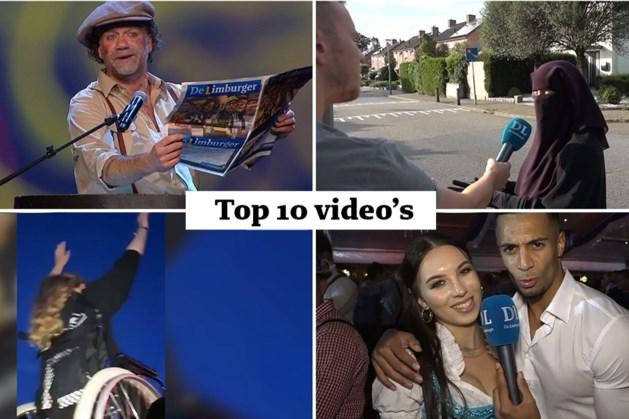 Dit zijn de best bekeken video's op De Limburger uit 2019