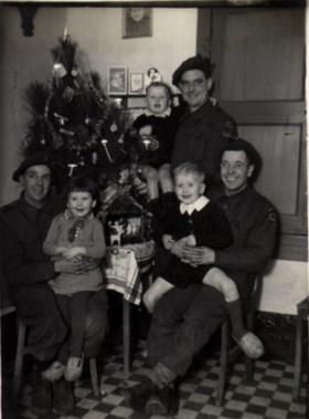 Roermond als frontstad (deel 16) - Sinterklaas en Kerstmis - december 1944