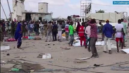 Aanslag met autobom in Somalië: zeker 70 doden