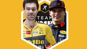 Sportimperium Jumbo heeft nu Max Verstappen én Tom Dumoulin in de stal