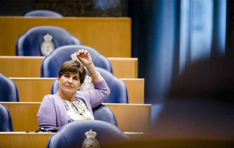 Limburgs PVV-Kamerlid sprak in heel jaar drie woorden