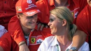 Vrouw van Michael Schumacher geeft beetje hoop