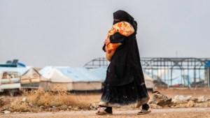 Teruggekeerde IS-vrouw Kaoutar (28) zat zes jaar in Syrië