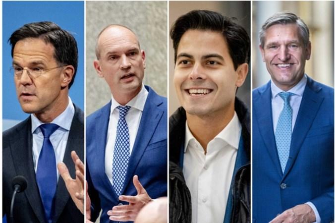 Schandaaltjes, intriges en niet nagekomen beloftes: terugblik op het politieke jaar