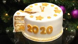 Aftellen naar 2020 wordt dubbel zo leuk met deze meringuetaart