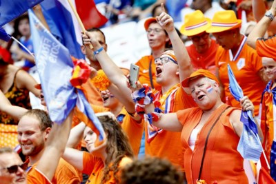 EK voetbal, Tour de France, Olympische Spelen; een zomer om gelukkig te worden