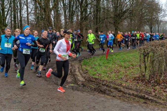 Honderden hardlopers sluiten het jaar sportief af in Heerlense Oudejaarsloop