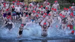 Nieuwjaarsduik in Brunssum steeds populairder