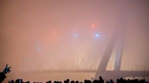 Kans op dichte mist rond jaarwisseling