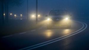 Extreem dichte mist op de snelweg: 'Het leek The Walking Dead wel'