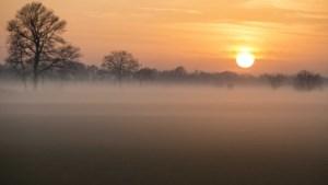 Wéér dichte mist in Nederland, code geel afgegeven