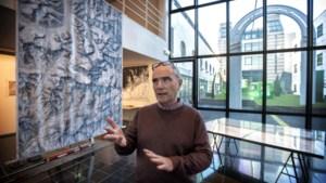 Bergen worden kunstwerken in expositie 'Mapping the mountains' in Heerlen