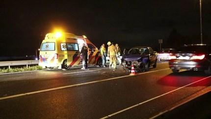 Video: Een gewonde bij ongeval op A2; rechterrijstrook dicht richting Maastricht