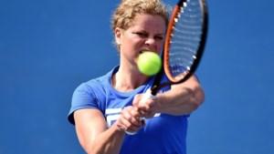 Tennisster Clijsters: 'Misschien win ik geen enkele wedstrijd'
