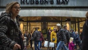 Verhuurders winkelpanden failliet Hudson's Bay moeten vanaf februari vrezen voor hun huurpenningen
