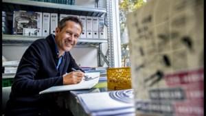 Striptekenaar Gerrit de Jager: 'Ik krijg kortsluiting in mijn hoofd, zo ontstaat de grap'