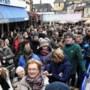Kerstgrotten in Valkenburg met ruim 300.000 bezoekers drukker dan jaar eerder
