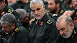 VS doden hoge Iraanse generaal bij aanval op vliegveld Bagdad