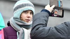 Greta Thunberg staakt ook op haar verjaardag: geen taart, wel klimaatprotest