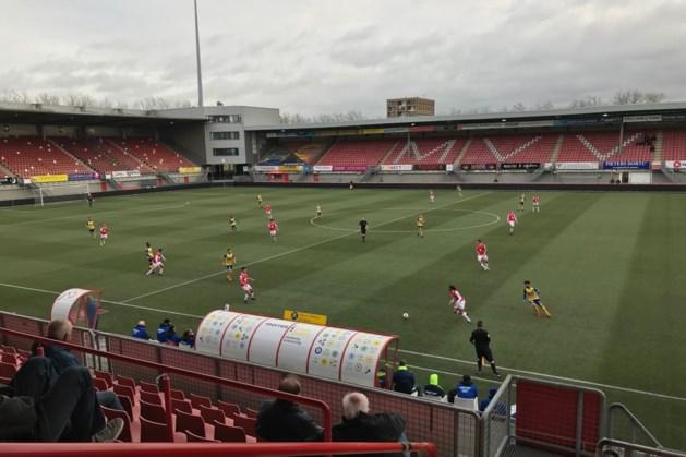 MVV: twee keer gelijkspel in mini-toernooi Geusselt