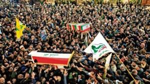 Bevolking van Irak krijgt het voor de kiezen