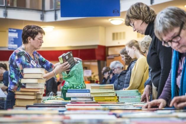 Recordopbrengst voor Boeken- en Platenbeurs in Blerick