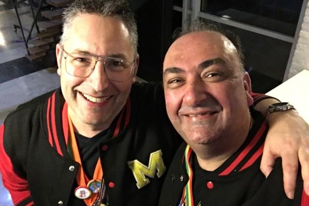 'Vastelaoves Superhelde' Marc & Erwin vrijdag in halve finale LVK
