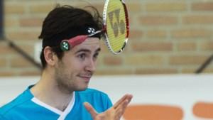 Badmintonner strooit zand in ogen tegenstander met Oscarwaardig acteerwerk