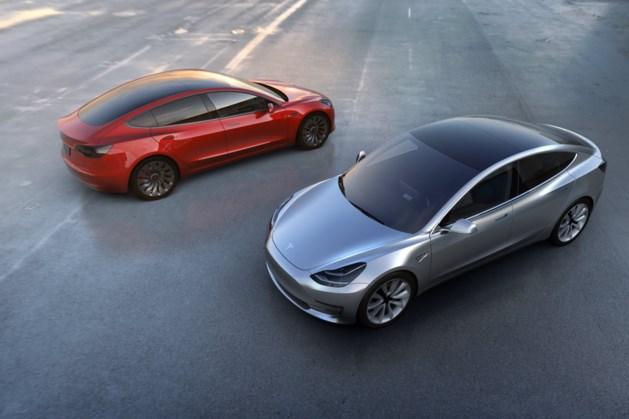 Tesla geeft Chinezen bijna een tiende korting op Model 3