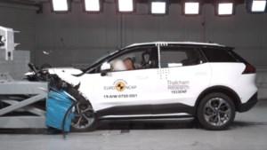 Deze auto's kwamen in 2019 als minst veilig uit de crashtest