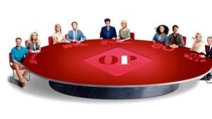 Tafel van de twijfel: NPO van start met experiment presentatoren talkshow Op1