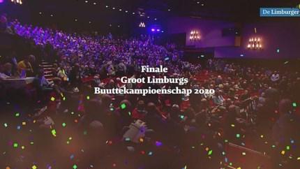 Groot Limburgs Buuttekampioenschap exclusief te zien bij De Limburger