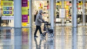 Drukte in winkelstraten neemt voor tweede jaar op rij af
